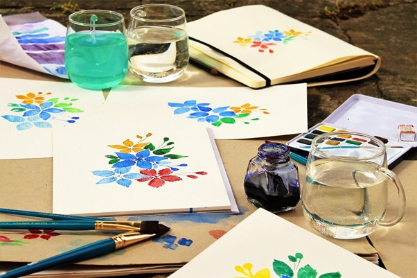 Benefits of Art Classes for Adults and Corporate Parties